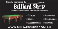 The Billiard Shop - Macgregor